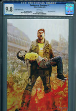 Fanboys vs Zombies #1 Variant Cover - CGC 9.8