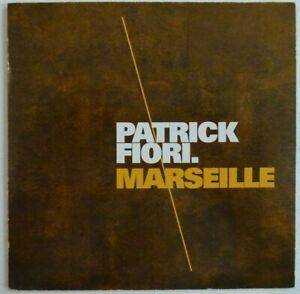 PATRICK FIORI : MARSEILLE ♦ CD SINGLE PROMO ♦