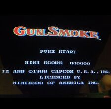 Nintendo Playchoice 10 Gun Smoke Cart Pc-10