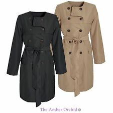 Women's Casual Trench Coats, Macs Coats & Jackets