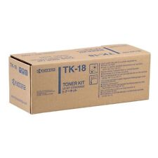 ORIGINAL Kyocera Cartouche d'encre TK-18 TK18 POUR FS-1020D fs-1118mfp B NOUVEAU