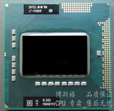 Livraison gratuite Intel Core i7 940XM 2.13 GHz Quad-Core processeur CPU ( SLBSC )