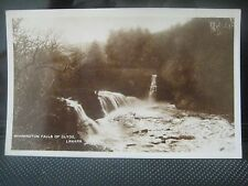 16. Bonnington Falls of Clyde, Lanarkshire M & L National series Dated 1930's