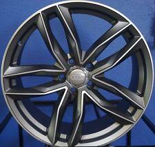 "20"" Audi Q7 S Line Peeler Rims Porsche Cayenne VW Touareg Turbo Diesel Wheels"