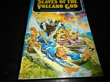 Slaves of the Volcano God (Cineverse cycle),Craig Shaw Gardner  paperback