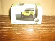OXFORD DIE-CAST - AUSTIN SEVEN RN VAN - in AA ROAD SERVICES LIVERY - 00 / 1:76