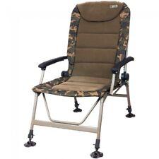 Fox R3 Camo Recliner Standard Arm Chair R3 - CBC062 Ex Display