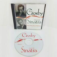 Bing Crosby Frank Sinatra That Christmas Feeling CD Jingle Bells Christmas Song