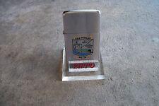RARE  circa 1940 Zippo Lighter lucite display stand factory item