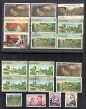 Australia high value collection on 3 stockcards WS18227