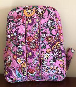 Vera Bradley Backpack Disney Just Mousing Around 14H x 11W x 4D NWT