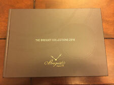 Breguet Watch Collections Time 2016 Special Catalog Catalogue Hardcover Watches