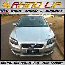 Volvo XC70 XC90 V50 V70 Dura-Flex Rhino-Lip Rubber Composite Chin Lip Splitter