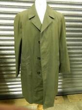 Polyester Tailored Original Vintage Coats & Jackets for Men