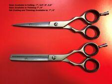 PROFESSIONAL HAIRDRESSING BARBER SALON HAIR CUTTING SCISSORS SHEARS RAZOR SHARP