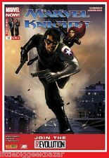 MARVEL KNIGHTS 13 Mars 2014 PUNISHER DAREDEVIL THUNDERBOLTS Panini Marvel NEUF