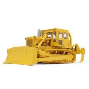 International IH TD-25 Dozer w/ Cab - Yellow First Gear 1:25 Scale #49-0397 New!