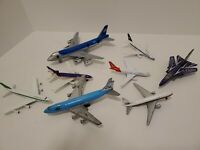 Toy Plane Lot Of 8 vintage used nice collection free fast shipping TJ