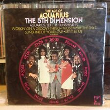 [SOUL/FUNK]~EXC LP~The FIFTH 5th DMENSION~The Age Of Aquarius~[1969~SOUL CITY]~