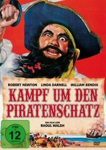 Kampf um den Piratenschatz [DVD/NEU/OVP] Einer der besten Piratenfilme erstmals