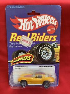 Mattel Hot Wheels Split Window '63. No. 4354. HiRAKERS. Real Riders. Not RLC.
