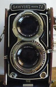 Sawyer's Mark IV TLR with Case