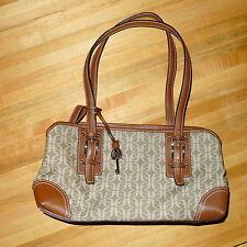FOSSIL Signature Handbag Shoulder Bag 4059 Dark Green