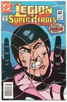 Legion Of Super-Heroes 297 DC 1982 NM Keith Giffen Cosmic Boy Newsstand