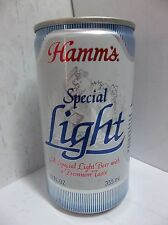 Hamm's Special Light  beer can  Aluminum ~ 12oz  Olympia Brewing Co. Olympia Wa.