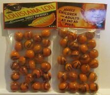 2 Bags Of Louisiana Lou Sweet Potatoes Promo Marbles