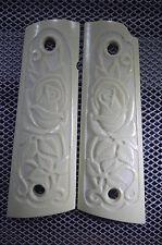 1911/Clones For Kimber/Colt Frames Carved Roses! VERY NICE!
