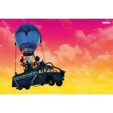 Fortnite Poster Battle Bus 170 Official Merchandise