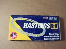 Hastings 2M139 +.080 Piston Ring set for GMC Chevrolet Olds,Pontiac Checker