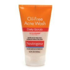 Neutrogena Acne Care Neutrogena oil-free acne wash daily scrub - 4.2 oz