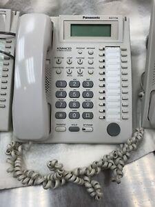 PANASONIC DISPLAY SPEAKER PHONE KX-T7736 LCD  ADVANCED HYBRID TELEPHONE I6.1