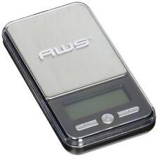 American Weight Scales AC100BLK Digital Pocket Gram Scale Black 100 G X 0.01 G