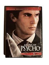 American Psycho (Dvd, 2005, Uncut)(Christian Bale)