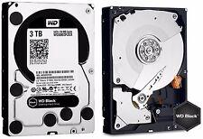 Western Digital WD Black 3TB Performance HD Hard Drive WD3001FAEX or WD3003FZEX
