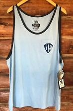 NWT Quiksilver Men's Core Collection Tank Shirt Sz XL $30
