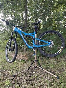 Bike Bicycle Maintenance Repair Mechanics Work Stand Mountain Bike Folding