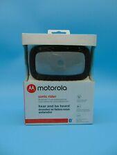 ✅ New Motorola 89589N TX550 Sonic Rider Bluetooth Wireless Car Speakerphone