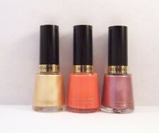 3 Revlon Nail Polish in ASSORTED SHADES