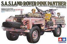 Tamiya 1/35 SAS Land Rover Pink Panther # 35076