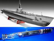 New Design RTR WTC Set For 1/72 REVELL USS Gato Submarine Use Included Propeller