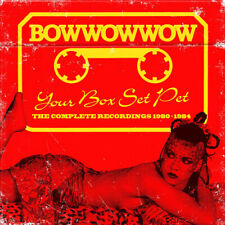 Bow Wow Wow : Your Box Set Pet: The Complete Recordings 1980-1984 CD Box Set 3