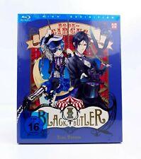⭐ Black Butler - Book of Circus - Staffel 3 - Box 1 - Blu-Ray - NEU