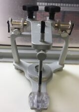 WhipMix Articulator with face bow and box and magnetic mounting plates