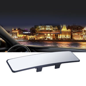 Universal Car Wide Angle Flat Interior Rear View Mirror Rearview Mirror Parts
