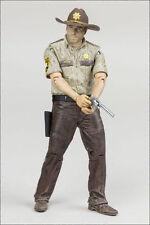 Rick Grimes the Walking Dead TV Series 7 Mcfarlane Toys Action Figure