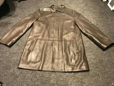Ermenegildo Zegna Men`s Leather Jackets EU 48 UK M RRP £5670 Now £759.90